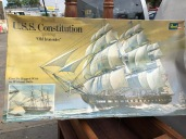USS CONSTITUTION MODEL KIT