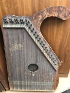 ANTIQUE HARP