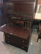 ART DECO DESK DRESSER 2