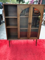 MID CENTURY SHELF UNIT 2