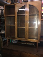 MID CENTURY SHELF UNIT