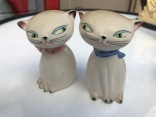 CAT SALT PEPPER SHAKER
