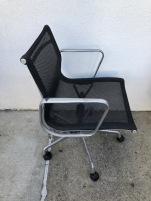 EAMES ALUMINUM GROUP CHAIR 2