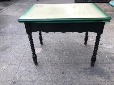 ENAMELTOP TABLE