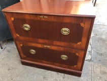 HEKMAN FURNITURE DRESSER 32X18X30 TALL