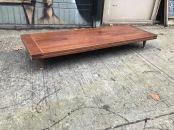 LOW MID CENTURY COFFEE TABLE
