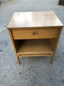 MID CENTURY SIDE TABLE 2