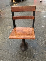 OLD SCHOOL INDUSTRIAL CHAIR