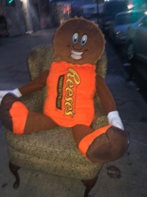 REESES PIECES LARGE STUFFED PLUSH