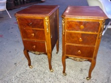 SLIM ANTIQUE DRESSERS