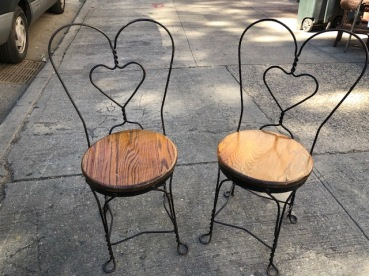SWEATHEART CHAIRS