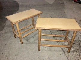 BAMBOO TABLES