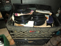 BOXES OF 45 RECORDS