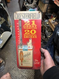 CHESTERFIELD THERMOMETER