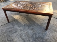 DANISH MODERN TILE TOP COFFEE TABLE 2