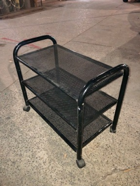 METAL BAR CART 2