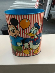 MICKEY GARBAGE CAN
