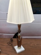 MID CENTURY LAMP 2