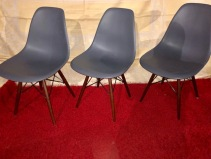 MODERN SHELL CHAIRS