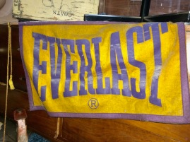VINTAGE EVERLAST SIGN