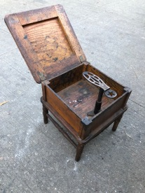 ANTIQUE SHOE SHINE KIT