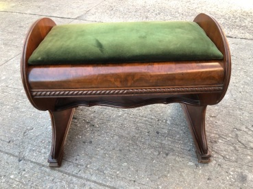 ART DECO BENCH