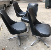 CHROMECRAFT CHAIRS