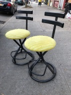 CHROMECRAFT STOOLS