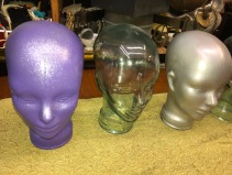 GLASS HEADS 3