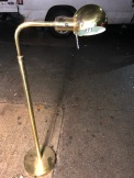 MADE IN SPAIN BRASS LAMP
