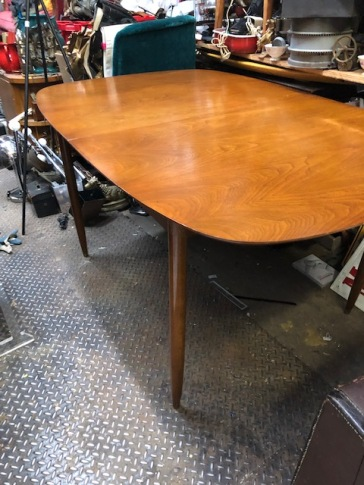 MID CENTURY WOOD DINING TABLE3
