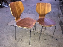 CB2 CHAIRS