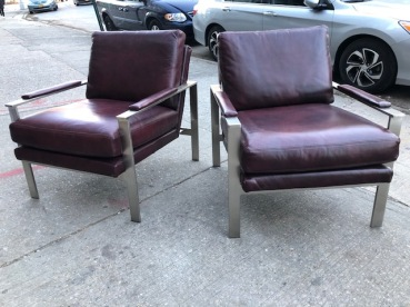 ETHAN ALLEN LOUNGE CHAIRS