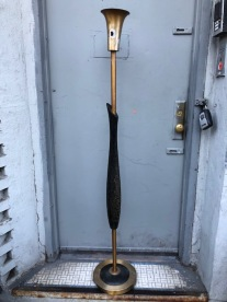 MID CENTURY FLOOR LAMP