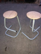 PAPERCLIP STOOLS