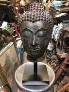 bronzebuddahhead