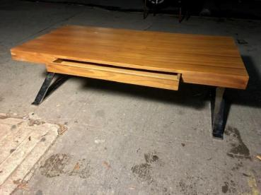 coffee table 42.5x24x16 high