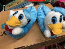 daffy dusk slippers