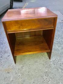 john widdicomb side table