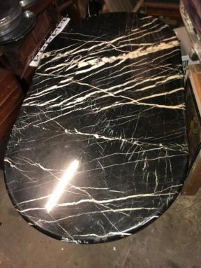 marble table 68x40