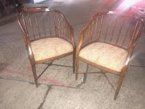 MID CENTURY CCENT CHAIRS