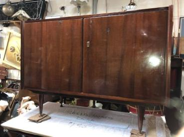 MID CENTURY CREDENZA MADE IN GERMANY