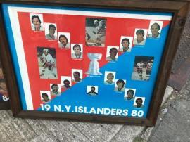 NY ISLANDERS ART