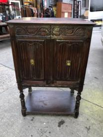 ANTIQUE CABINET LARGE