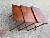 DANISH NESTING TABLES 2