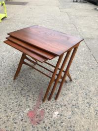 DANISH NESTING TABLES 3