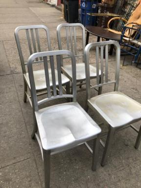 EMECO NAVY CHAIRS