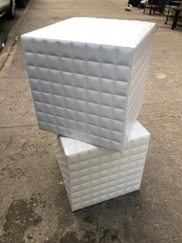 QUILTED CUBES