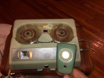 REEL TO REEL TAPE RECORDER2