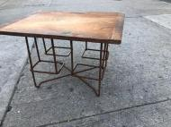 INDUSTRIAL COFFEE TABLE 3